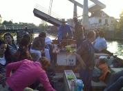 Borrel on boat 2009_2